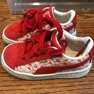 Hello Kitty x Puma Toddler Sneakers